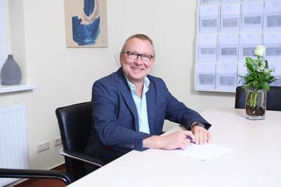 Jochen Rühr, Geschäftsführer BKM Steuerberater Berlin